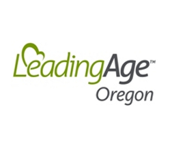 LeadingAge Oregon logo