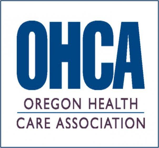 Oregon Health Care Association logo