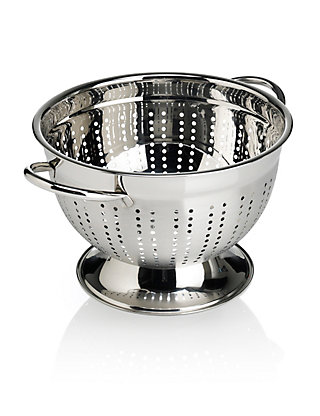 I Want To Be A (Supported) Shiny Colander!