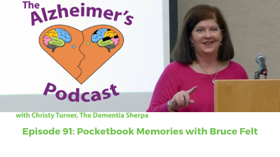 Episode 91: Pocketbook Memories with Bruce Felt