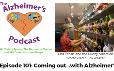 #101: Coming out…with Alzheimer's