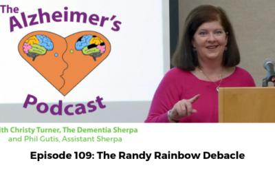 #109: The Randy Rainbow Debacle