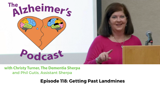 #118: Getting Past Landmines