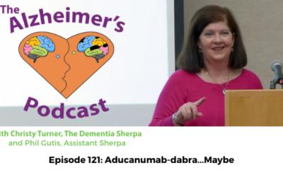 #121: Aducanumab-dabra…Maybe
